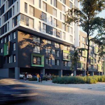 Misto Trav Apartment Complex